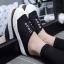 รองเท้าผ้าใบเปิดส้น (พรีออเดอร์) thumbnail 3