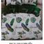 ชุดผ้านวม+ผ้าปูที่นอน เกรด A พิมพ์ลาย 6ฟุต 6ชิ้น เริ่มต้น 290 บาท thumbnail 12