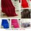 ผ้าห่มนาโน สีพื้น หนา 6ฟุต ผืนละ 150าท ส่ง 60ผืน thumbnail 2