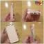 iPhone 8 Plus / 7 Plus - เคส TPU ลาย นกฟลามิงโก้ Flamingos Pink Lucky Me thumbnail 5