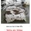 ชุดผ้านวม+ผ้าปูที่นอน เกรด A พิมพ์ลาย 6ฟุต 6ชิ้น เริ่มต้น 295 บาท thumbnail 7