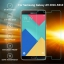 Samsung Galaxy A9 Pro - ฟิลม์ กระจกนิรภัย ถนอมสายตา (Blue Light Cut) P-One 9H thumbnail 3