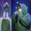 Hoodie Champion Black Sty.Youngjae GOT7 -ระบุสี/ไซต์- thumbnail 2