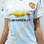 เสื้อบอลผู้หญิงทีมเยือน แมนยู 2015 - 2016 thumbnail 1