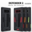 Samsung Note8 - เคสกันกระแทก ทรงถึก Nillkin Defender 2 แท้ thumbnail 1