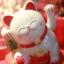 แมวกวักนำโชค ( Maneki Neko ) thumbnail 1