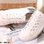 รองเท้าผ้าใบแฟชั่นแบบน่ารัก ขนาด 35-39 (พรีออเดอร์) thumbnail 4