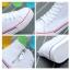รองเท้าผ้าใบแฟชั่นหุ้มข้อ(หนัง) ขนาด 35-39 thumbnail 5