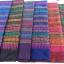 ผ้าถุง ผ้าซิ่น ลายยกดอก (พับคู่) คละสี 90*180ซม ผืนละ 67 บาท ส่ง 100ผืน thumbnail 1