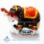 ของที่ระลึกไทย ที่ติดตู้เย็น ช้างไทย แบบ 55 ช้างเตะฟุตบอล thumbnail 2