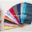 ผ้าเช็ดหน้าสีพื้น 1 โหล คละสี thumbnail 1