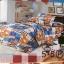 ผ้าปูที่นอน คละลาย การ์ตูน เกรดB 5ฟุต 5ชิ้น คละลาย ชุดละ 135 บาท ส่ง 40ชุด thumbnail 15