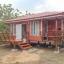 บ้านน็อคดาวน์ ทรงปั้นหยา บ้านขนาด 4*6 เมตร ระเบียง 2*3 เมตร (1 ห้องนอน 1 ห้องน้ำ 1 ห้องนั่งเล่น) thumbnail 4