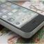 iPhone 7 - เคส TPU หลังนุ่มนิ่ม 3D ลายแมวขาว พื้นหลังเขียว thumbnail 13
