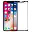 iPhone X (เต็มจอ/ขอบนิ่ม) - กระจกนิรภัย 3D AP+ PRO 0.23mm Nillkin แท้ thumbnail 24