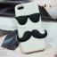 iPhone 5 / 5s / SE - เคสนิ่ม ซิลิโคน ลายหนวด thumbnail 2