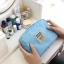 กระเป๋าเอนกประสงค์ Multi POUCH (พร้อมส่ง สีน้ำเิงน สีฟ้า) thumbnail 3