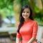 ชุดเวียดนามผู้หญิง สีส้ม (งานสั่งตัดพิเศษ) thumbnail 9