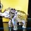 ของพรีเมี่ยม ของที่ระลึกไทย ช้าง แบบ 4 Size M สีเงินทอง thumbnail 1