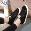 รองเท้าผ้าใบแฟชั่นหุ้มข้อ ขนาด 35-39 (พรีออเดอร์) thumbnail 9