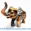 ของพรีเมี่ยม ของที่ระลึกไทย ช้าง แบบ 18 Size M สีทองแดง thumbnail 2