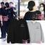 เสื้อแขนยาว PEACEMINUSONE LOGO Sty.G-Dragon -ระบุสี/ไซต์- thumbnail 1