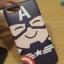 iPhone 8 Plus / 7 Plus - เคส TPU ลาย Captain America thumbnail 11