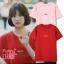 เสื้อยืด CHUM Sty.GFRIEND-ระบุสี/ไซต์- thumbnail 1