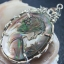 จี้รูปผู้หญิงเปลือกหอยมุก ( Mother of pearl ) thumbnail 5
