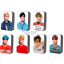 LOMO BOX SET BTS LOVE YOURSELF MEMBER (30pc)-ระบุสมาชิก- thumbnail 1