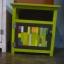 ตู้ใส่ของเตี้ย สีเขียว thumbnail 1