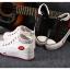 รองเท้าผ้าใบแฟชั่น ขนาด 35-40 (สินค้าพร้อมส่ง) thumbnail 6