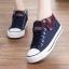 รองเท้าผ้าใบแฟชั่น ขนาด 35-40 (พร้อมส่ง) thumbnail 3