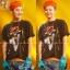 เสื้อยืด BIGANG RZA G-Dragon -ระบุไซต์- thumbnail 1