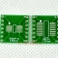 TSSOP14 SSOP14 MSOP14 SOP14 TURN DIP14 14pin IC adapter Socket / Adapter plate PCB Suitable for Ia socket thumbnail 1