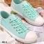 รองเท้าผ้าใบแฟชั่นแบบน่ารัก ขนาด 35-39 (พรีออเดอร์) thumbnail 2