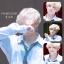 ต่างหู 925 ห่วงไม้กางเขนแบบ V BTS (คู่ละ) thumbnail 2