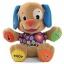 """เจ้าตูบ Tummy เสื้อม่วง """"Fisher Price """"Fisher-Price Laugh & Learn Learning Puppy"""" thumbnail 2"""