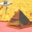 ปิรามิด ( Pyramis ) หินไทเกอร์อาย (Tiger's Eye ) thumbnail 2