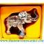 ของพรีเมี่ยม ของที่ระลึกไทย ช้าง แบบ 18 Size M สีทองแดง thumbnail 5