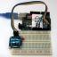 """จอแสดงผล OLED สีน้ำเงิน OLED LCD LED Display Module 128X64 0.96"""" Blue Color For Arduino thumbnail 4"""