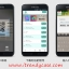 Samsung Galaxy Note4 - เคสฝาพับ Nillkin Sparkle leather case แท้ thumbnail 12