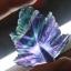 ใบเมเปิ้ลฟลูออไรท์ (Fluorite) thumbnail 1