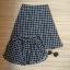 ชุดเซตเกาะอก+กางเกง ผ้าไหมอิตาลี่ ลายตาราง thumbnail 3