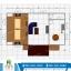 บ้านเเฝดชั้นล่าง 11*6 เมตร ราคา 910,000 บาท thumbnail 13