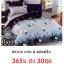 ชุดผ้านวม+ผ้าปูที่นอน เกรด A พิมพ์ลาย 6ฟุต 6ชิ้น เริ่มต้น 295 บาท thumbnail 42