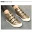 รองเท้าผ้าใบแฟชั่นหุ้มข้อ ขนาด 35-39 (พรีออเดอร์) thumbnail 4