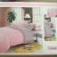 ผ้าปูที่นอน สีพื้น เกรดA 3.5ฟุต 3ชิ้น คละสี ชุดละ 150 บาท ส่ง 40ชุด thumbnail 5