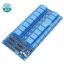Arduino Relay 12V 16 ช่อง 10A 250V power relay สำหรับ Arduino และ Microcontroller thumbnail 1