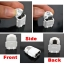 Micro USB OTG Adapter Android Robot thumbnail 3